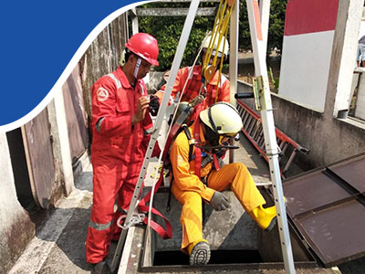 IADC-DIT-Confined Space Safety Train the Trainer
