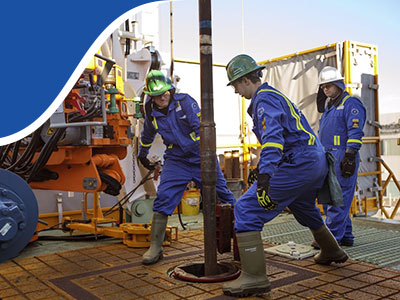 """IADC-CERTIFIED """"HSE RIG PASS"""""""